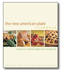 The New American Plate Cookbook full cover