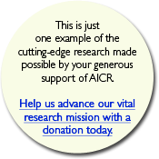 Support AICR Research