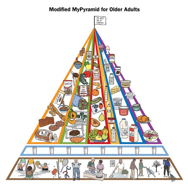Food Nutrition Chart Pdf