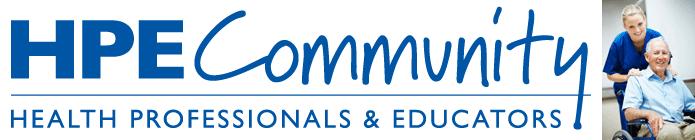 Health Professionals eCommunity