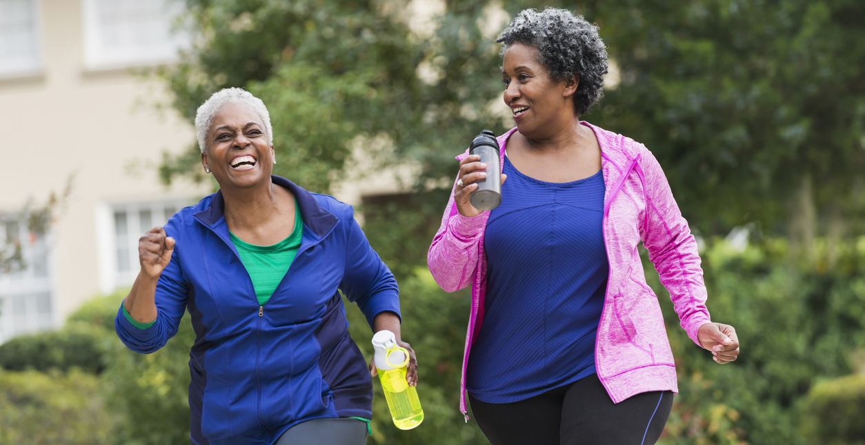 For Older Women, Every Movement Counts, New Study Finds