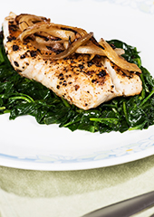 peppered tilapia