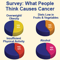 CRU: What people think causes cancer